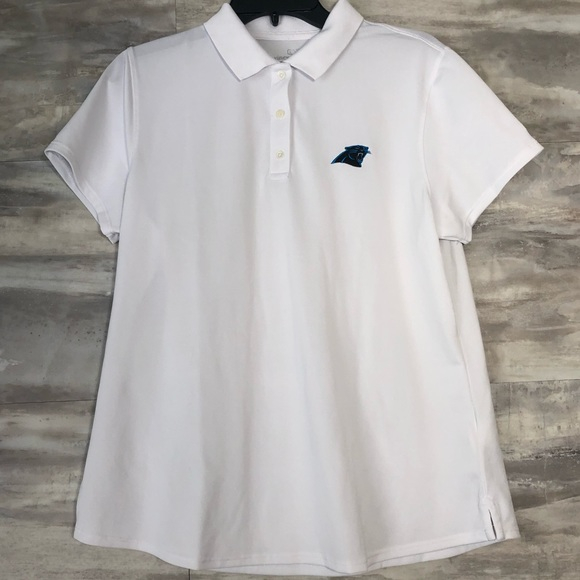 the latest bfe28 86178 Vineyard Vines Carolina Panther Embroidered Polo